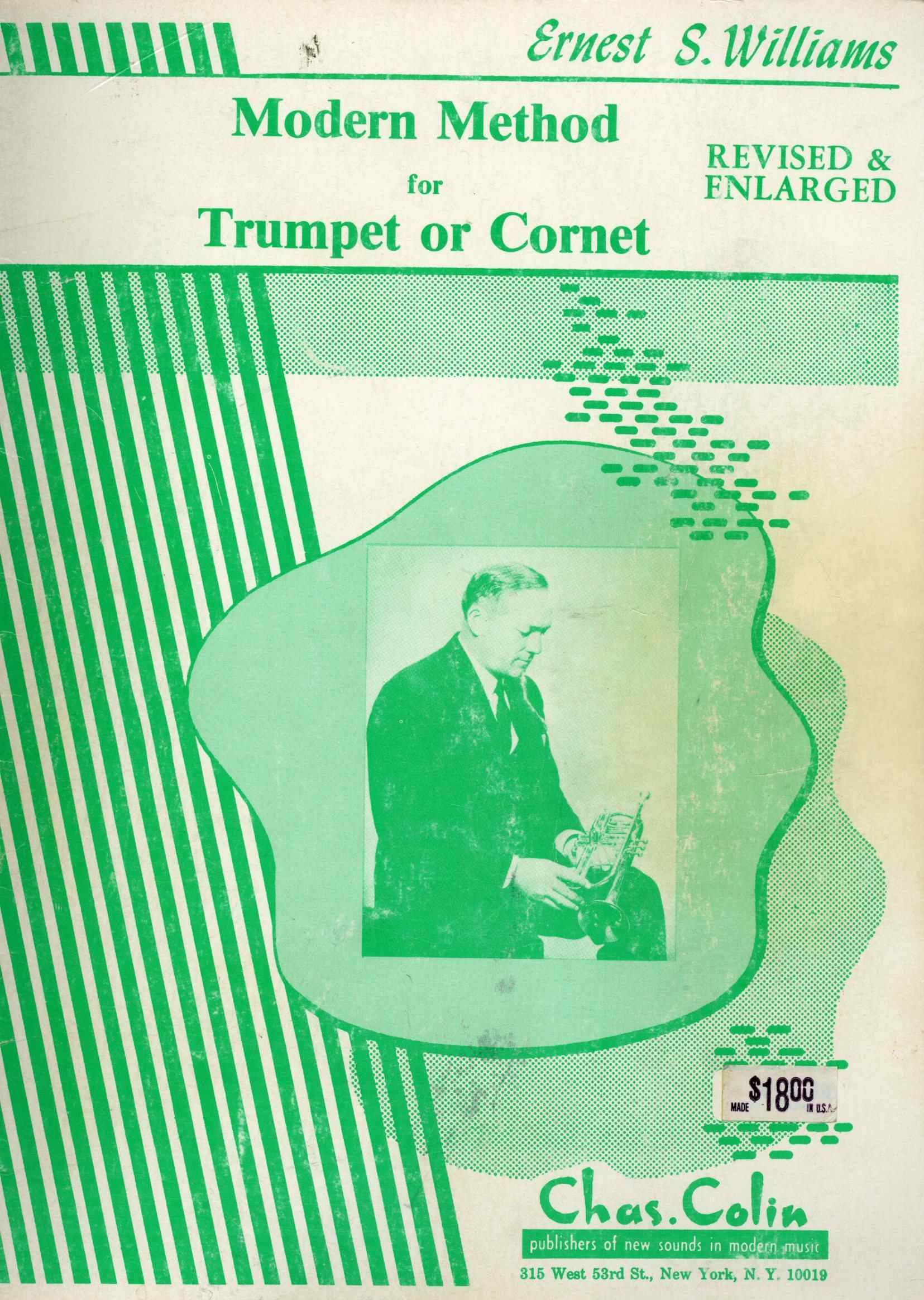 Ernest Williams' Complete Method For Trumpet