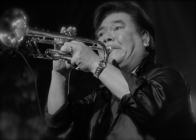 Harry Kim - Vine Street Horns leader and founder