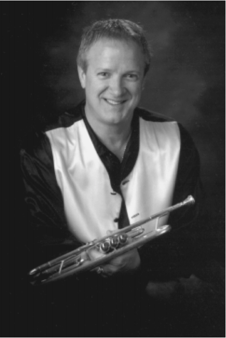 Lee Loughnane with his Claude Gordon Selmer trumpet