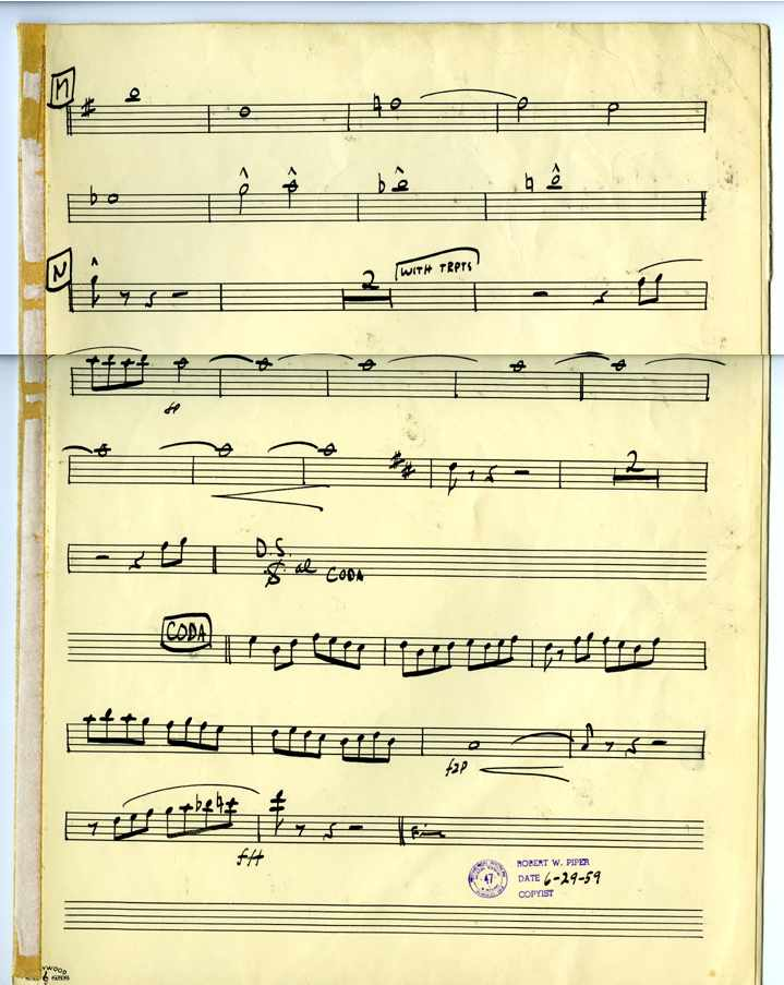 Claude Gordon Solo Brassman's Holiday by Billy May - page 3