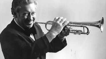 Claude Gordon with Trumpet