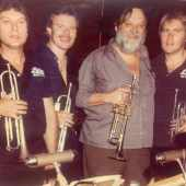 Gerry Grant, Mike Paulson, Al Hirt, and Jim Paulson